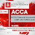 ACCA Financial Accounting (FA) LECTURES 2018