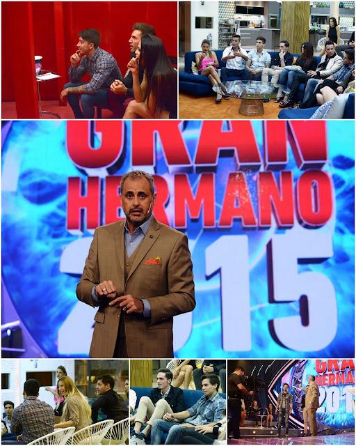 Anoche se vivió la tercera gala de expulsión de GH2015