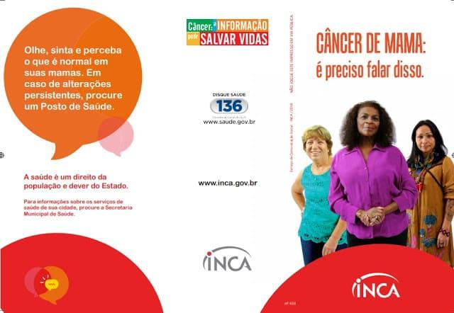 Banner informativo sobre a Campanha do Outubro Rosa