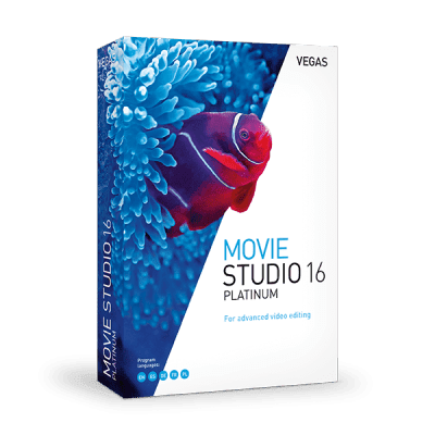 MAGIX VEGAS Movie Studio Platinum 16 0 0 Build 109 Crack