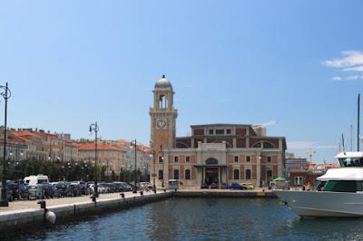 Frioul Vénétie julienne, Frioul, Trieste, port maritime,