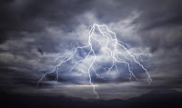 Today's climate models predict a 50 percent increase in lightning strikes across the United States during this century as a result of warming temperatures associated with climate change. (Credit: © Sondem / Fotolia) Click to Enlarge.
