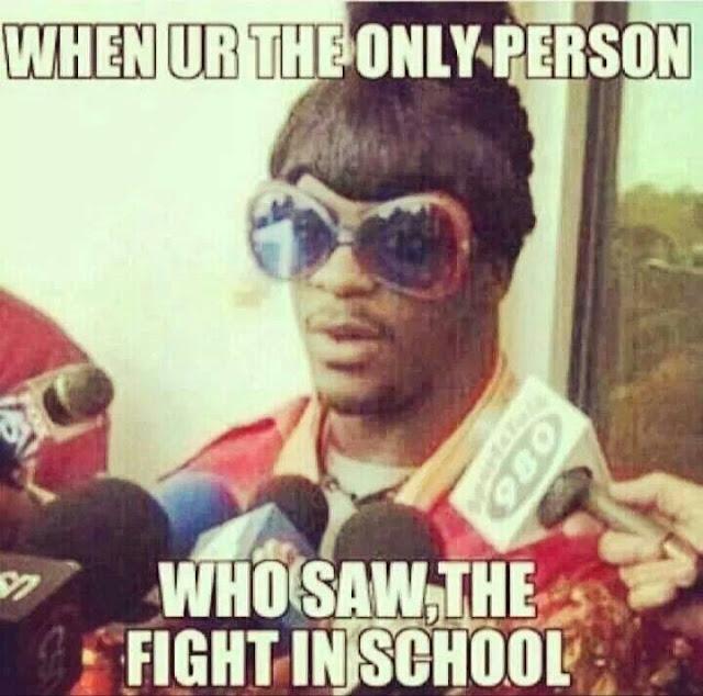 Fight In School