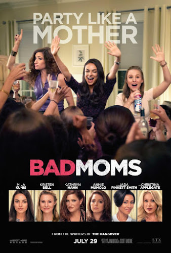 Bad Moms (BRRip 720p Ingles Subtitulada) (2016)