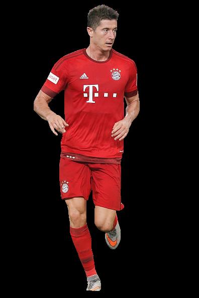 Fútbol: Fotos de Robert lewandowski como jugador del Bayern de Múnich de Alemania