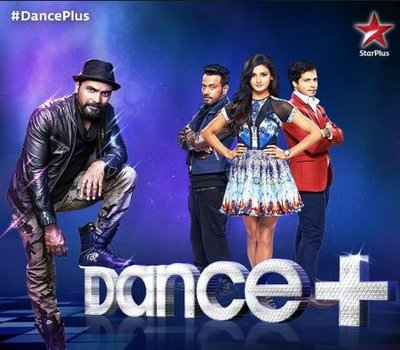 Dance Plus Season 3 – 17 September 2017 HDTV 480p 300MB