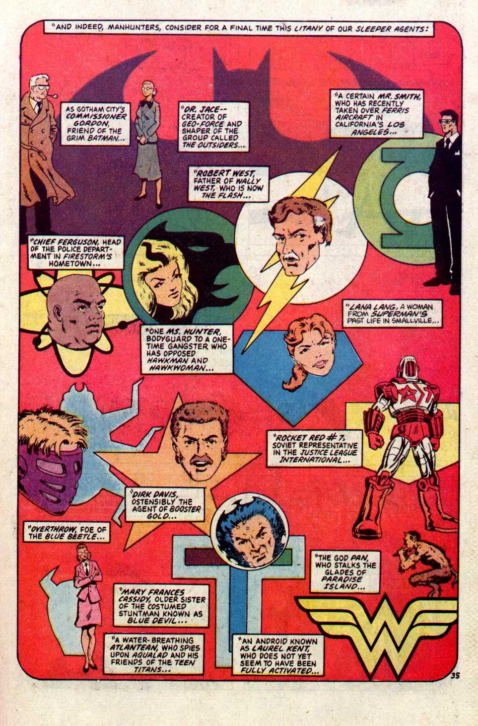 Read online Secret Origins (1986) comic -  Issue #22 - 36