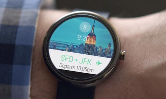 جديد شركة غوغل ساعتان ذكيتان مطلع هذا العام