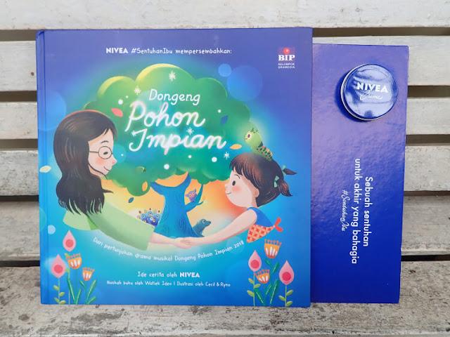 buku dongeng pohon impian, bonding ibu anak