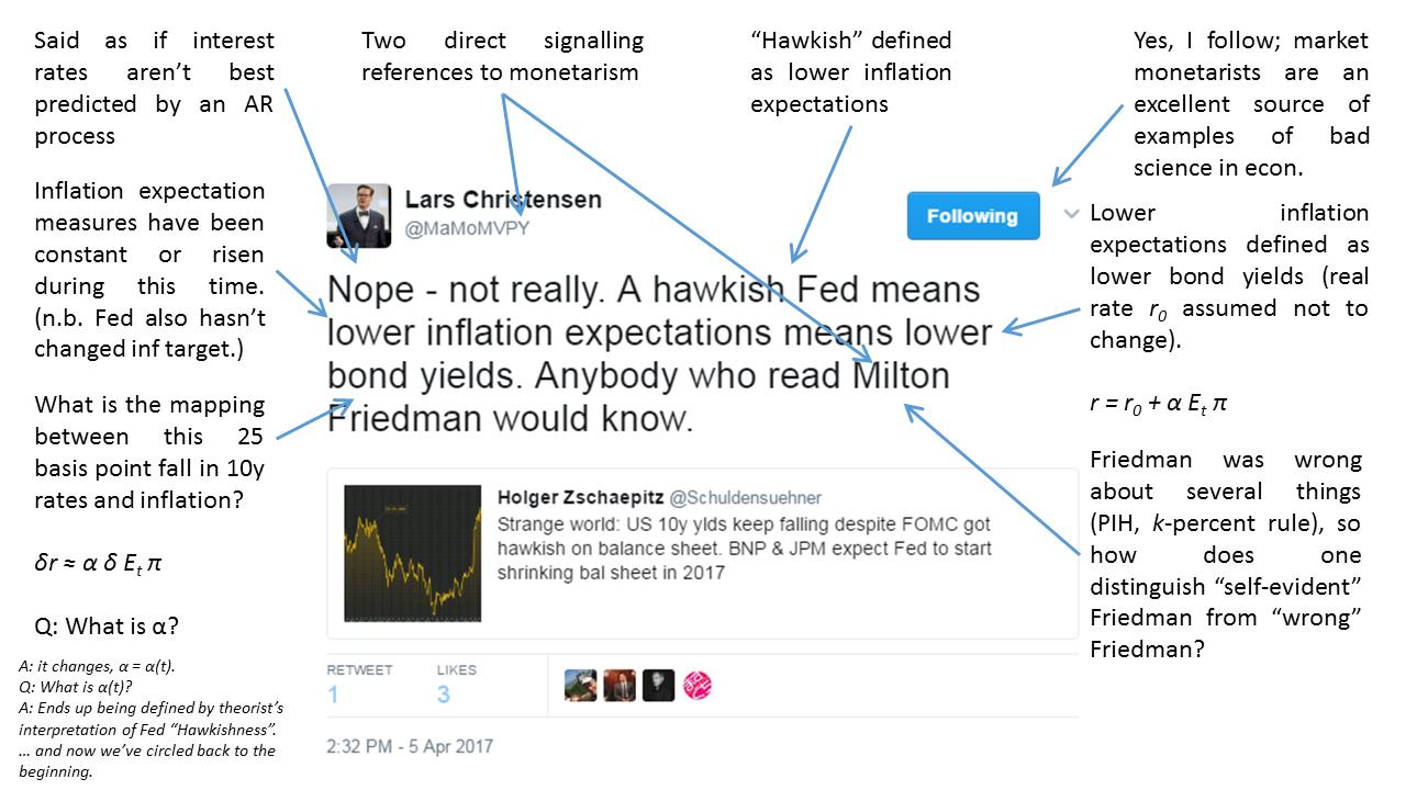Information Transfer Economics: Anatomy of a tweet