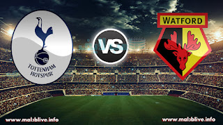 مشاهدة مباراة توتنهام وواتفورد Watford Vs Tottenham hotspur بث مباشر بتاريخ 02-12-2017 الدوري الانجليزي