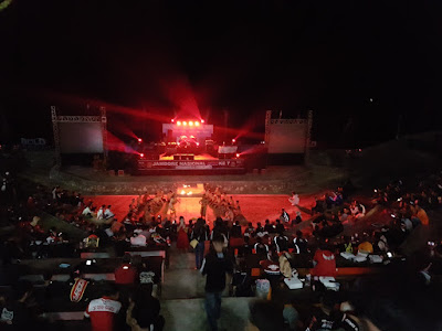 Jambore Nasional Asosiasi Honda CBR di Bali