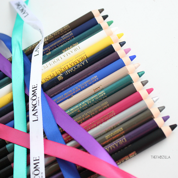 Lancome Drama Liqui-Pencil, Review, Swatch, #Dramafordays