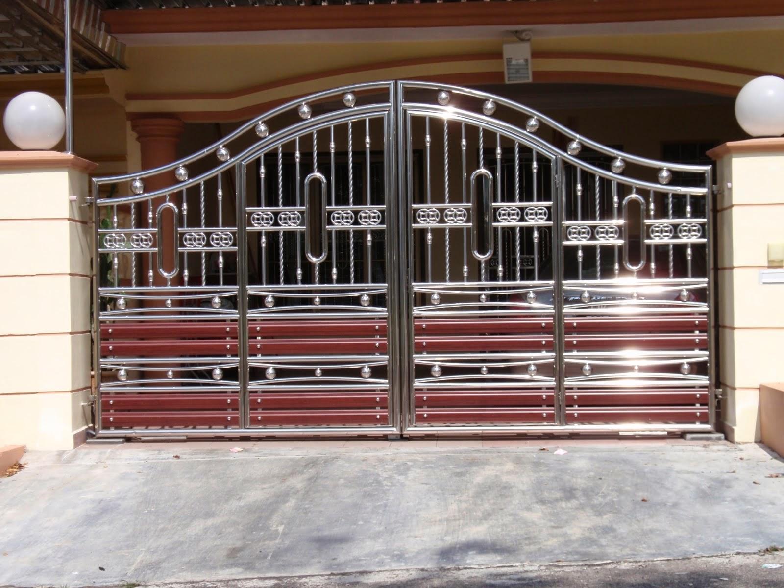 Kjbp Enterprise Iron Amp Grill Works Gate Awning