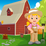 Games4King Farmer Lady Re…