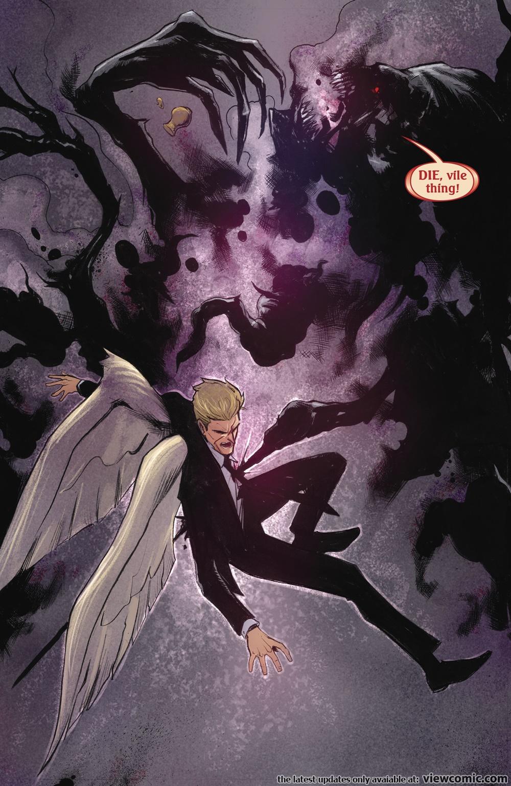 Lucifer v2 019 (2017)    Vietcomic.net reading comics online for free