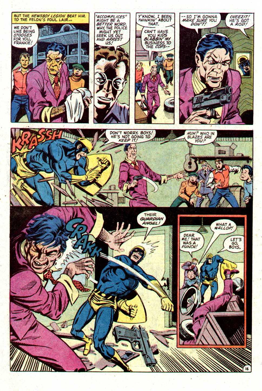 Read online Secret Origins (1986) comic -  Issue #19 - 37