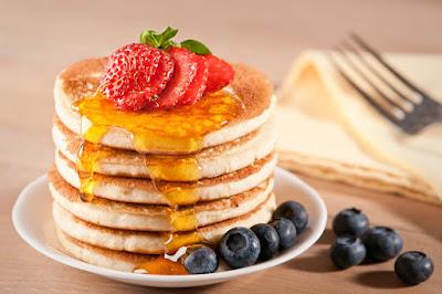 Resep Membuat Pancake Mudah Sederhana
