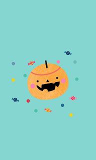 Fondo para el móvil Halloween #4