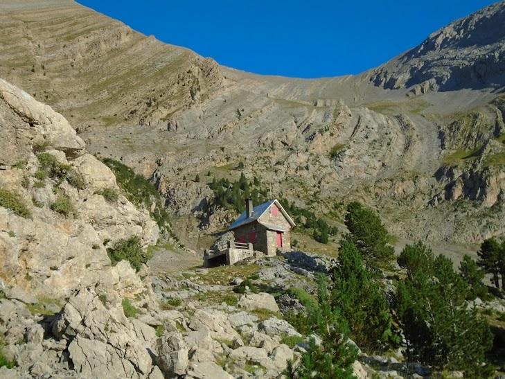 Refugio de Armeña (1.860 m)
