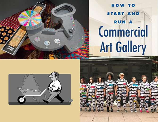 Just Like In The Real World A Question For Artists On Consignment