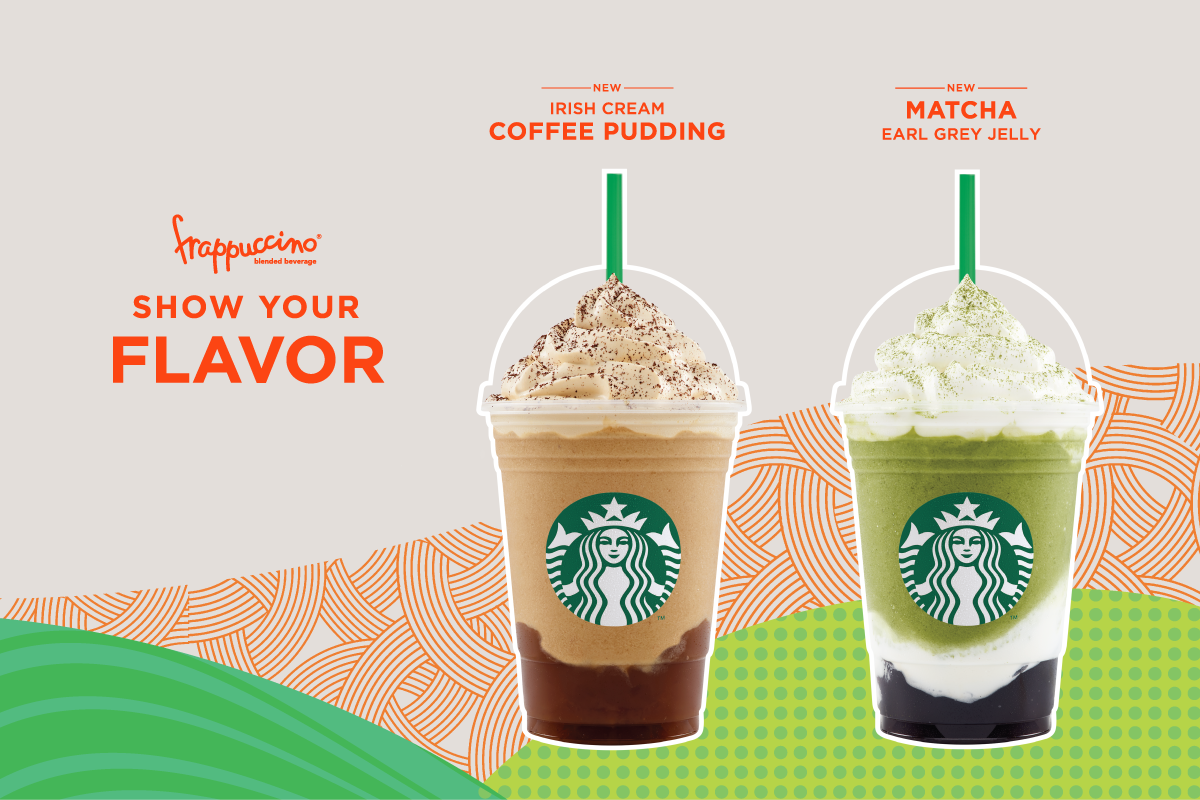 Starbucks frappuccino coupons november 2018