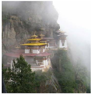 Takstan monastery, Bhutan-from Wikipedia