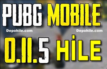 Pubg Mobile 0.11.5 Android Wall Hilesi Yeni Güncelleme Script