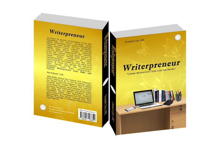 Review Buku Writerpreneur