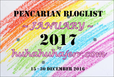 PENCARIAN BLOGLIST JANUARY 2017 by huhahuhajerr.com