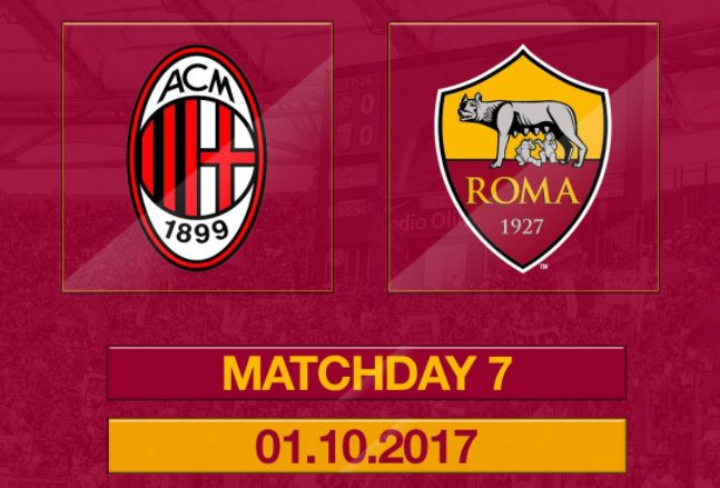 MILAN-ROMA Video Streaming: info Facebook Live-Stream, Diretta YouTube, con PC iPhone Tablet