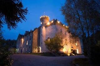 Berita Misteri - Tulloch Castle, Dingwall, Inggris