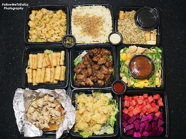 CANTON2Go MINI BUFFET DELIVERY