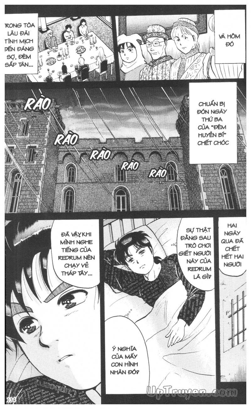 Thám Tử Kindaichi chapter 1206 trang 15