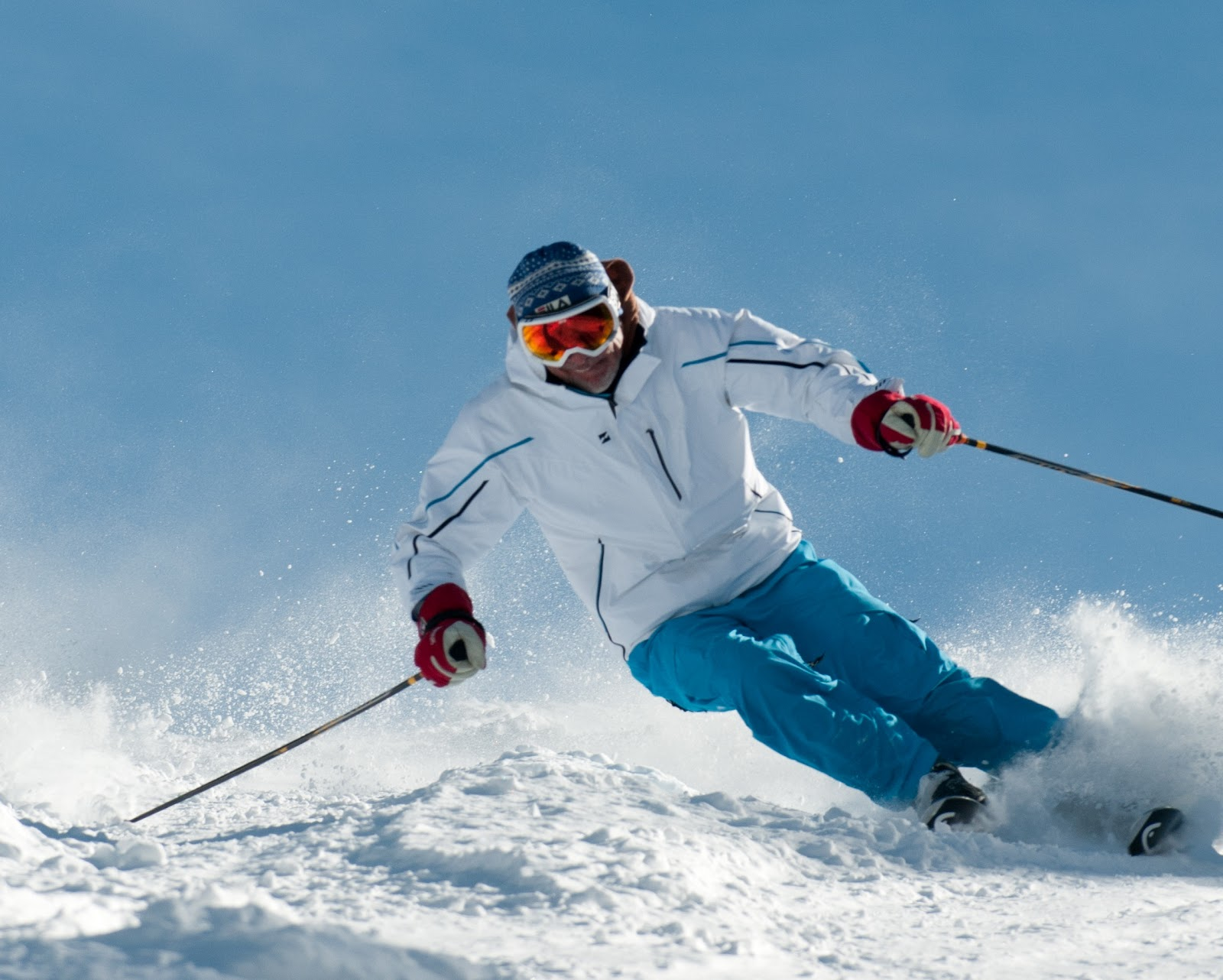 Tips for first-time skiers (and instructors of first-time skiers)