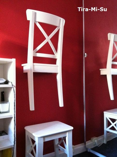 Halber Stuhl Als Stummer Ner Dekoration Bild Idee