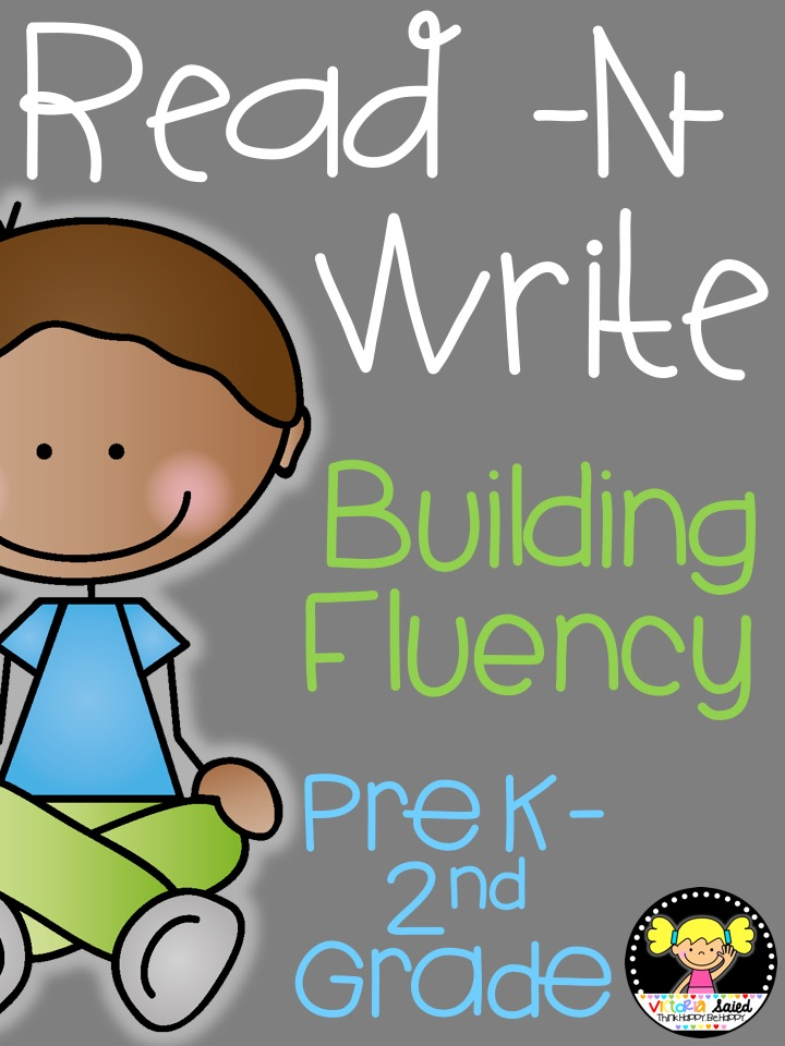 Read & Write Fluency