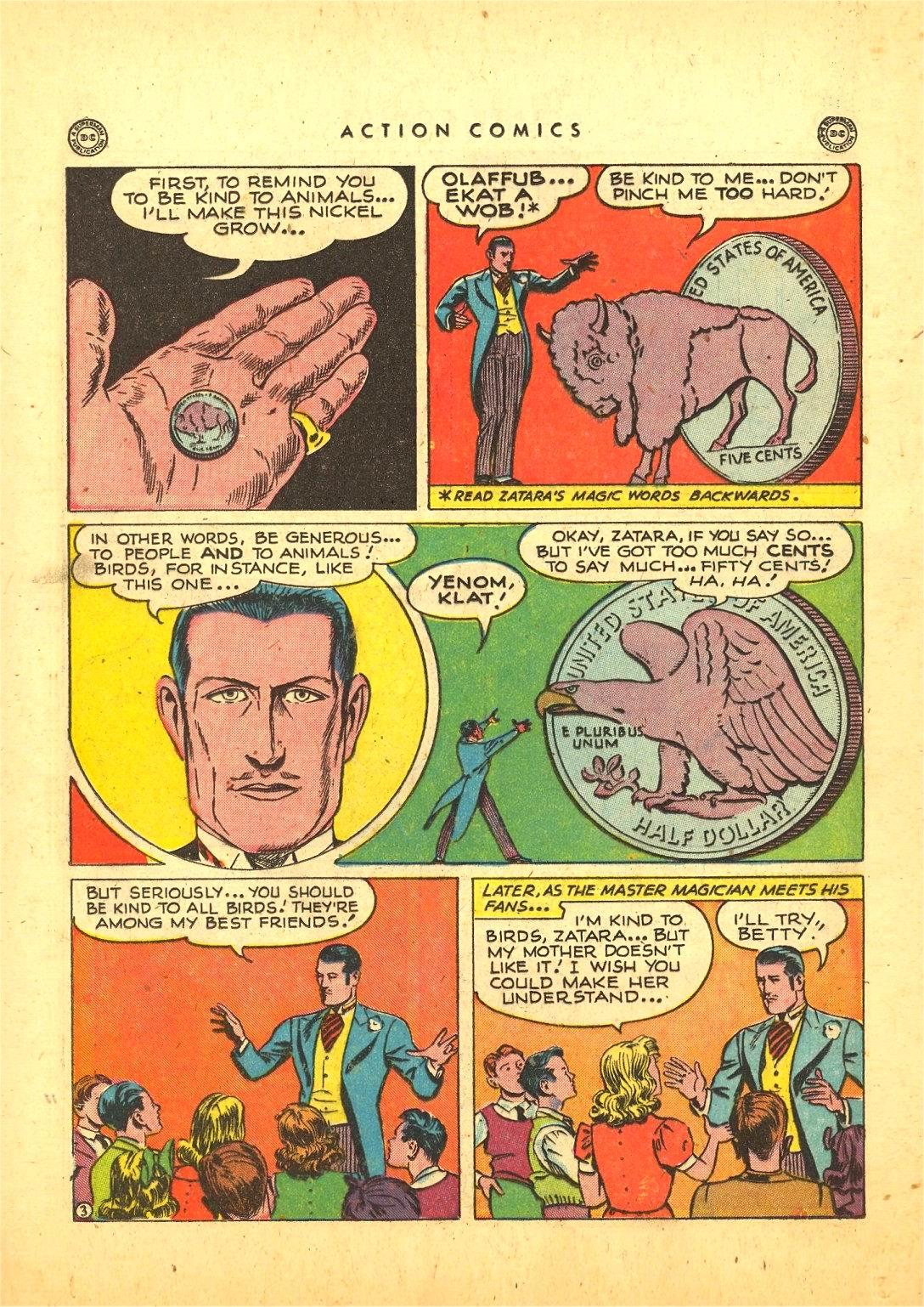 Action Comics (1938) 117 Page 17