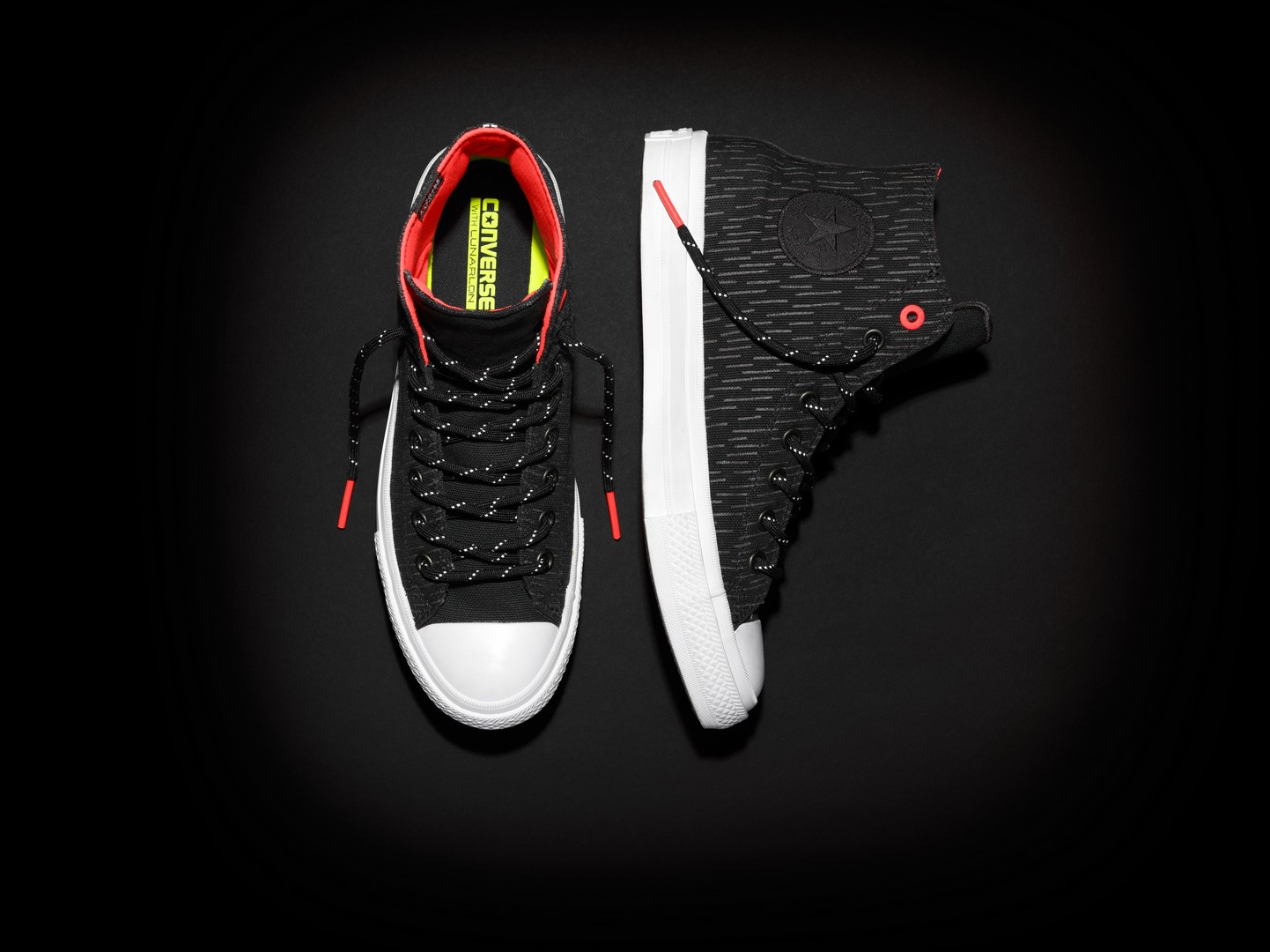 38f5f2313743a Designed for the Chuck Taylor lover who can t give up their Chucks no  matter what the weather