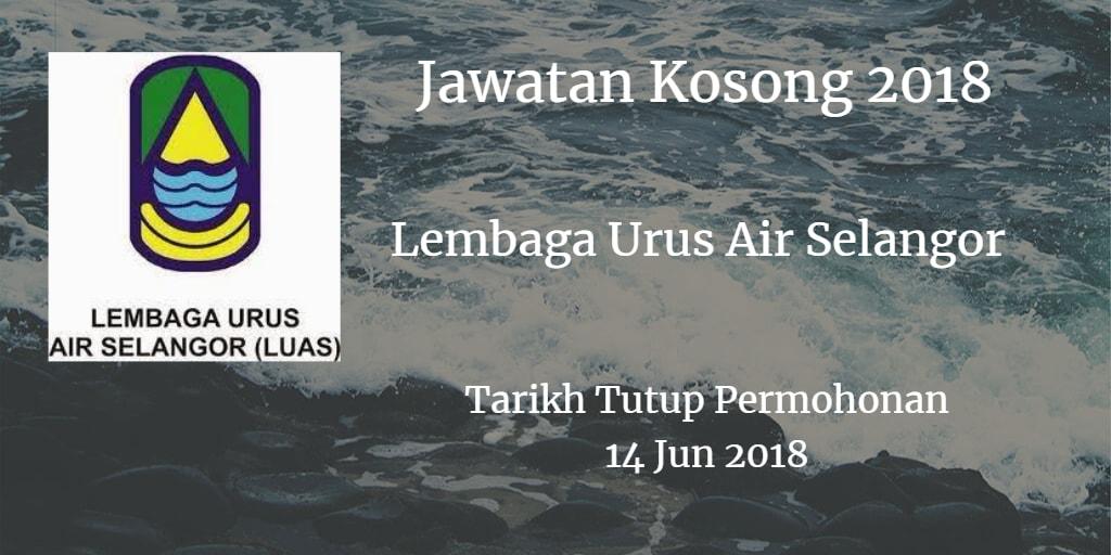 Jawatan Kosong LUAS 07 Jun 2018