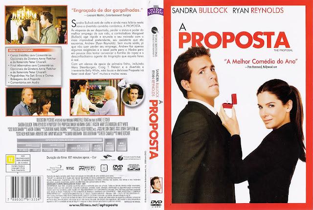 Capa DVD A Proposta