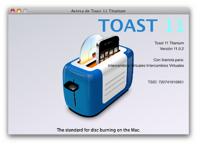TITANIUM TOAST TÉLÉCHARGER 10.0.6 GRATUITEMENT