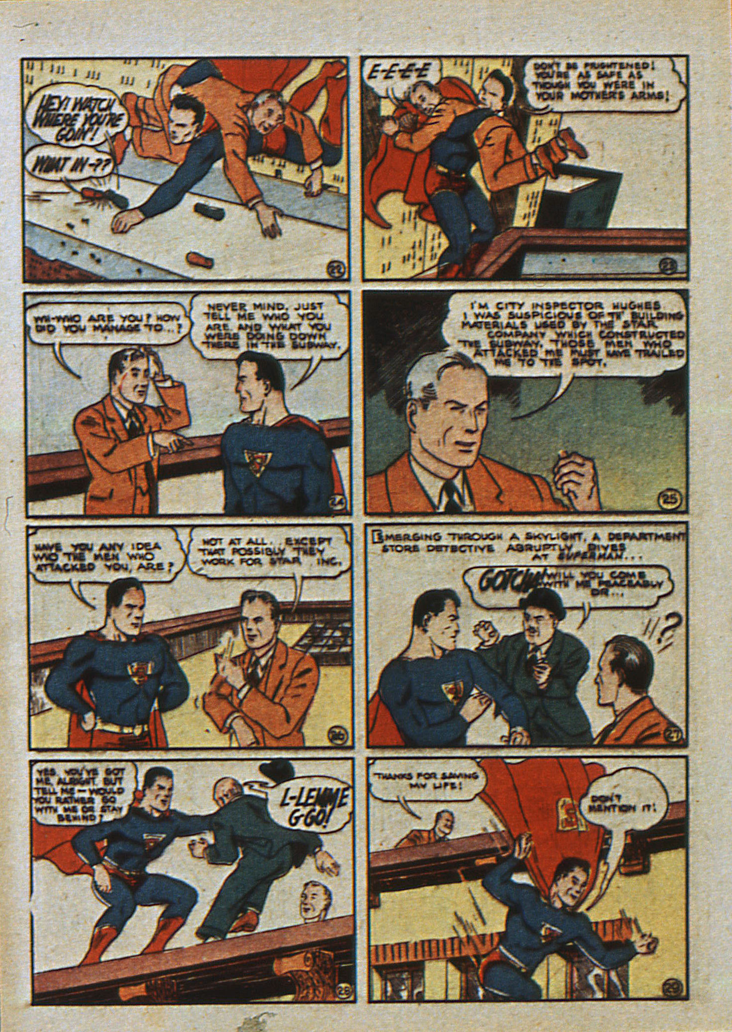Action Comics (1938) 14 Page 6