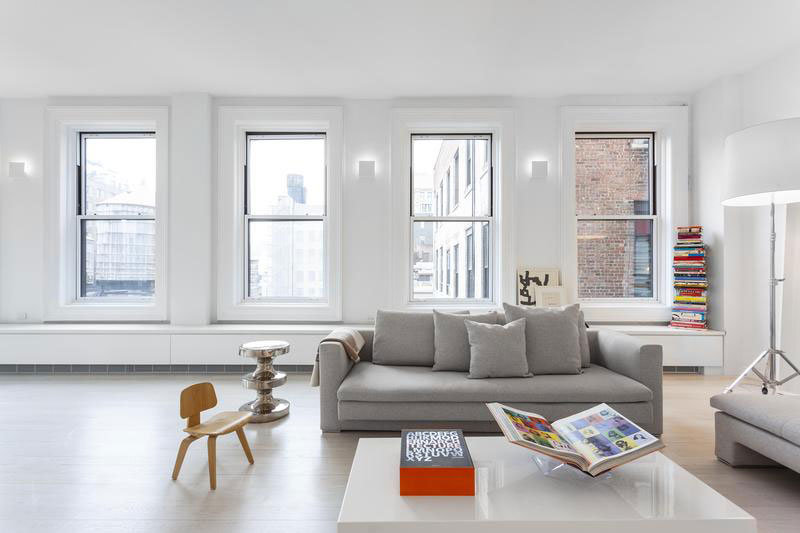 Flatiron Loft Is An Apartment Located In The Famous Building Manhattan New York City Usa