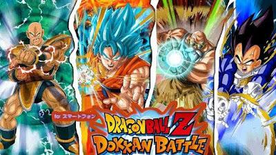 DRAGON BALL Z DOKKAN BATTLE Japan Mod Apk for Android