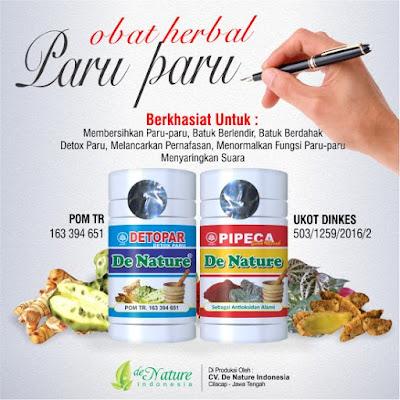 Nama Obat TBC Herbal, TERBUKTI AMPUH Sembuhkan TBC / Tuberkulosis / TB Secara Herbal (Alami)