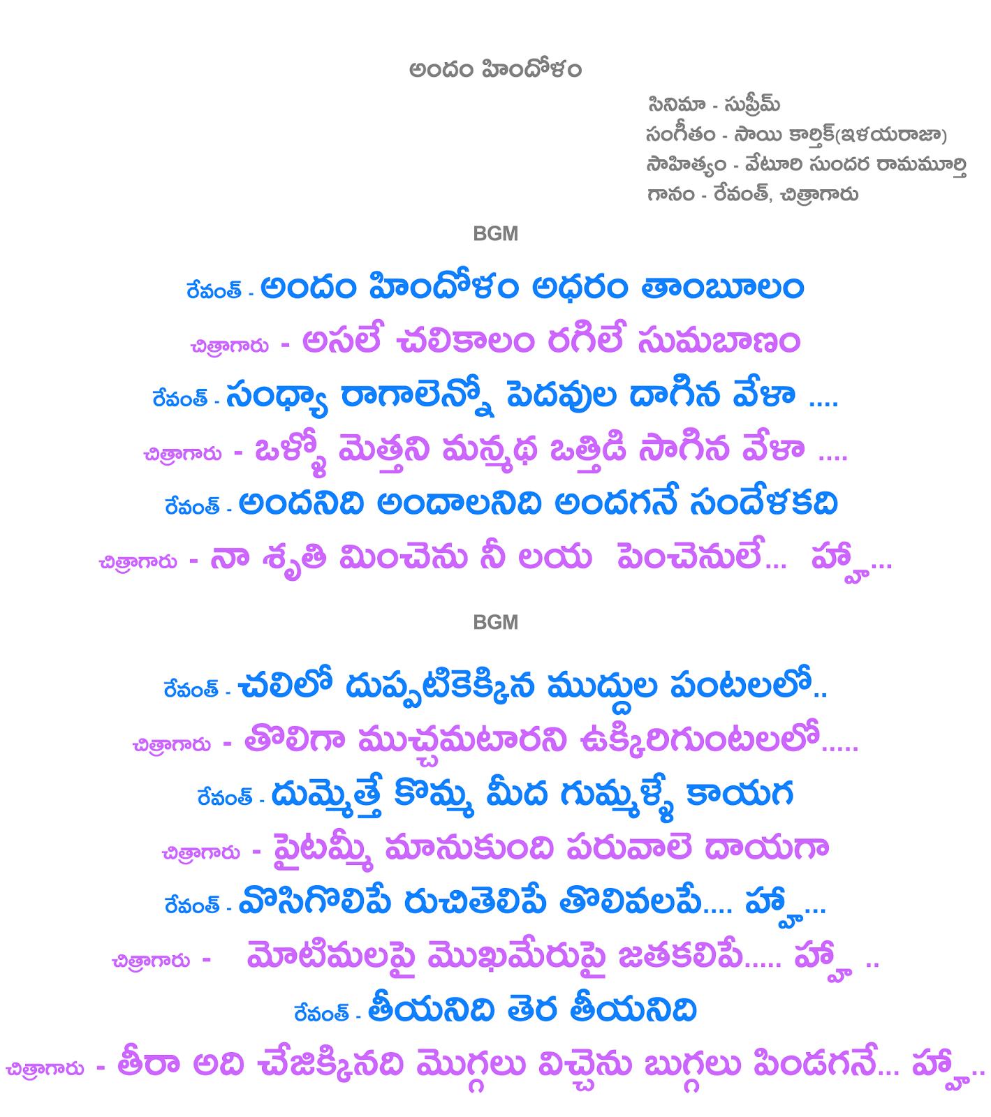 Bathukamma Telugu Songs With Lyrics | Most Popular ...