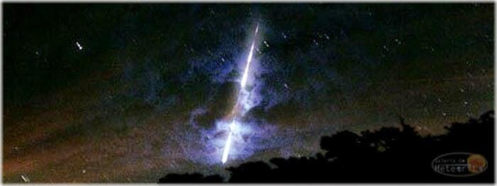 chuva de meteoros perseidas 2016
