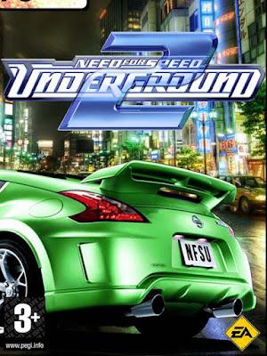Need for Speed: Underground 2 (PC) Torrent + Crack + Tradução, nfsu2