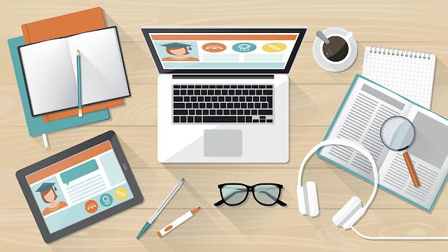 Belajar Online Tanpa Harus Berada di Kelas